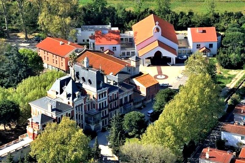 Maison Diocésaine de Perpignan et chapelle Jean-Paul II