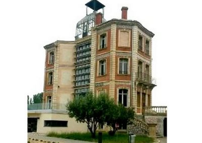 chateau d'en Bardou