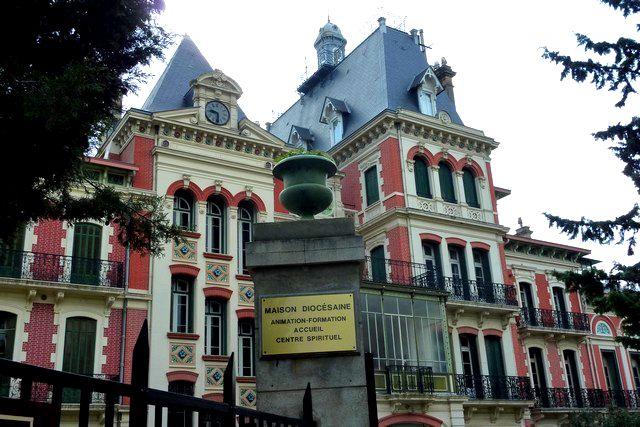 Maison Diocésaine - Château du Parc Ducup